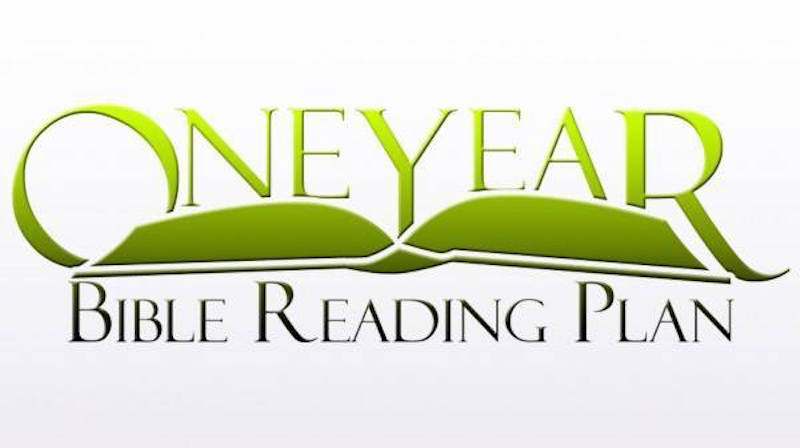 One Year in the Bible Readings for November 10 | The Christian ...