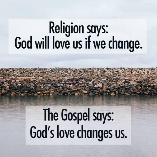God Says Love: The Christian Conservative